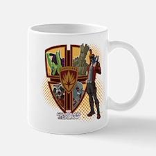 GOTG Team Emblem Mug