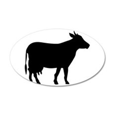Cow Wall Decal