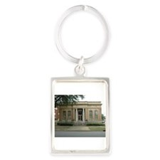 Carnegie Library Keychains