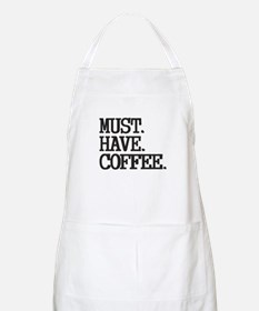 Must Have Coffee Apron