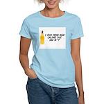 I Only Drink On Days Women's Light T-Shirt