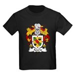Acurio Family Crest Kids Dark T-Shirt