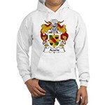 Acurio Family Crest Hooded Sweatshirt
