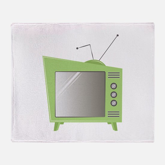Television Throw Blanket