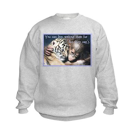 Live Without Kids Sweatshirt