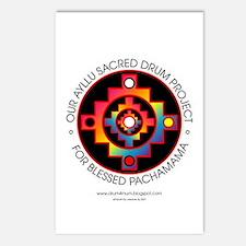 Ayllu Sacred Drum Project Postcards (Package of 8)