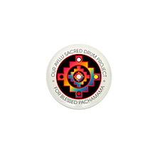 Ayllu Sacred Drum Project Mini Button