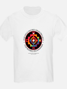 Ayllu Sacred Drum Project T-Shirt
