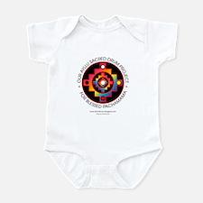 Ayllu Sacred Drum Project Infant Bodysuit