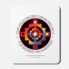 Ayllu Sacred Drum Project Mousepad