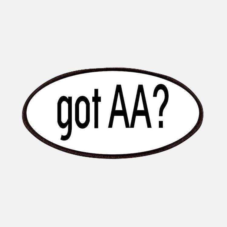 Got Aa? Patch