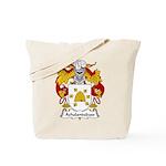 Achalandabaso Family Crest  Tote Bag