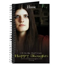 "Ostsg ""Happy Thoughts"" Journal (hook)"