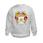 Achalandabaso Family Crest  Kids Sweatshirt