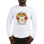 Achalandabaso Family Crest  Long Sleeve T-Shirt