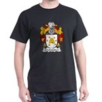 Achalandabaso Family Crest  Dark T-Shirt