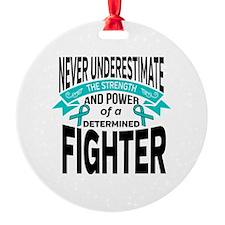 Batten Disease Strength Ornament