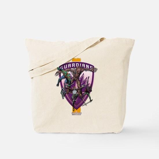 GOTG Team Purple Tote Bag