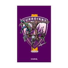GOTG Team Purple Decal