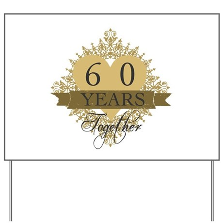 60 Wedding Anniversary Symbol Locallygrownweddings