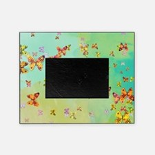 Butterflies on springtime Picture Frame