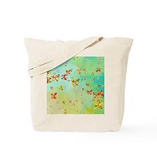 Butterflies on springtime Tote Bag