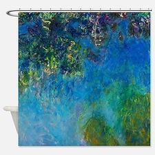 MONET - WISTERIA Shower Curtain