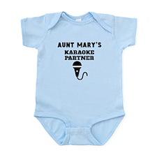 Aunts Karaoke Partner Body Suit