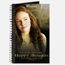 "Ostsg ""Happy Thoughts"" Journal (wendy)"