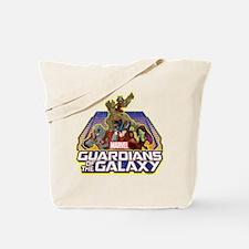 GOTG Team Retro Distressed Tote Bag
