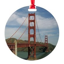 GoldenGateBridge20150804 Ornament