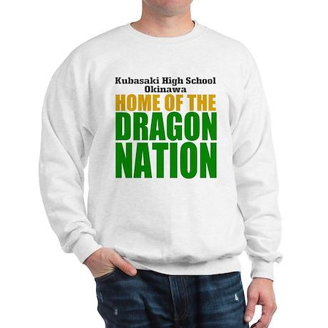 Dragon Nation Big Sweatshirt
