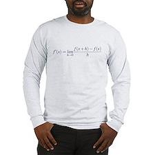 Derivative Definition Long Sleeve T-Shirt