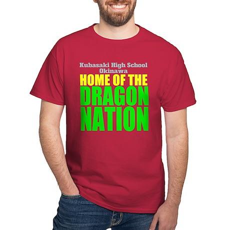 Dragon Nation Big Dark T-Shirt