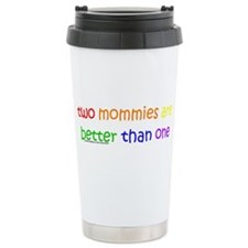 Unique Glbt families Travel Mug