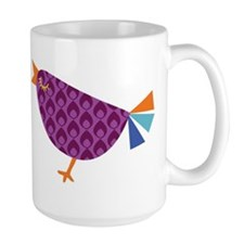 Quirky Bird Theatre Mug