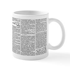 News Mugs