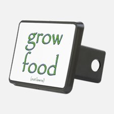 Grow Food Not Lawns Hitch Cover