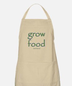 Grow Food Not Lawns Apron