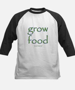 Grow Food Not Lawns Tee