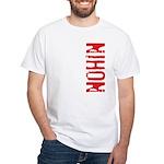 Nihon White T-Shirt