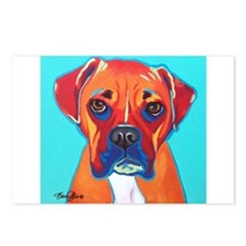 Bella The Boxer Postcards (Package of 8)