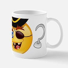 pirate emoji Mugs