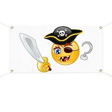 pirate emoji Banner