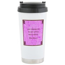 Unique Shakespeare fierce Travel Mug