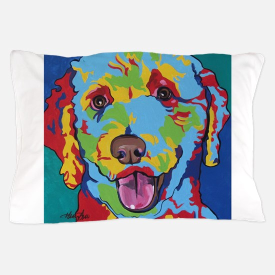 Charlie Brown The Doodle Pillow Case