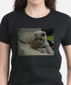 laying 2 scottish fold T-Shirt