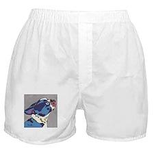 Boston Terrier - Gus Boxer Shorts