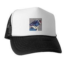 Boston Terrier - Gus Trucker Hat