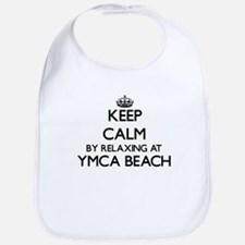 Keep calm by relaxing at Ymca Beach Wisconsin Bib